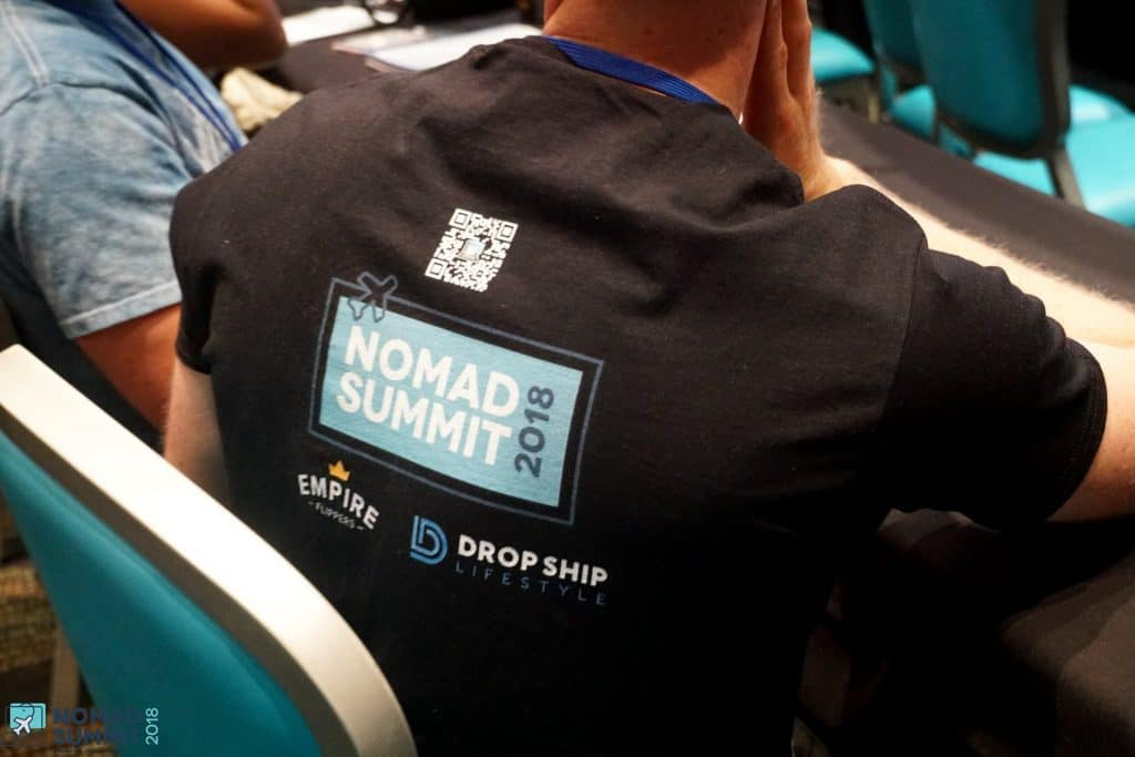 nice-t-shirts-swag-from-nomad-summit-las-vegas-2018