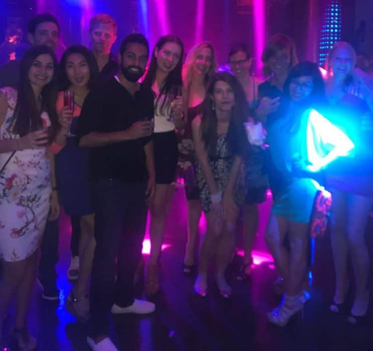 my-nomad-summit-review-2018-las-vegas-we-went-out-partying-at-LAX-nightclub