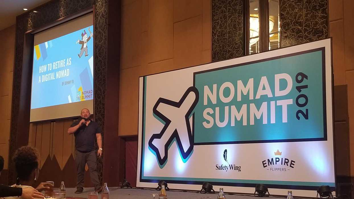 My Nomad Summit Review – Vegas vs Chiang Mai