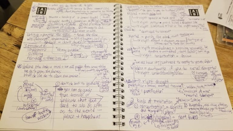 My Buddhism Notes