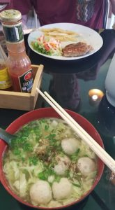 Feast Cafe - Fish Ball Noodle
