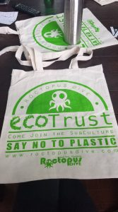 Free EcoTrust Tote Bag from Roctopus
