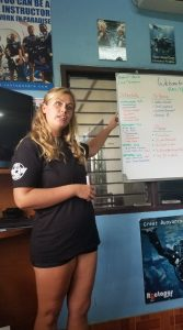 Orientation at Roctopus Dive in Koh Tao
