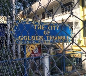 The City of Golden Triangle (Behind the Fence)