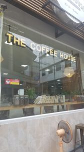 The Coffee House - my favourite coworking place